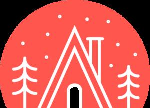 haven vacation rentals logo half circle